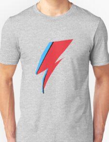 David Bowie / Ziggy Stardust Makeup Unisex T-Shirt