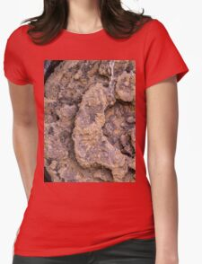 Equipment Isolated  Womens Fitted T-Shirt