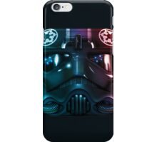 Faces of the Empire - Imperial Pilot iPhone Case/Skin