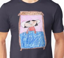 OG Annoyed Sleeping girl - ABC '14 Unisex T-Shirt