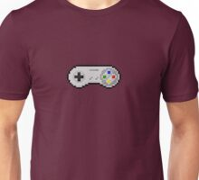 super nintendo joystick retro Unisex T-Shirt