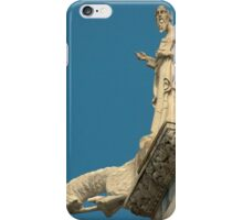Saint And The Waterspout iPhone Case/Skin