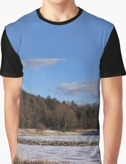 Finally Freezing Graphic T-Shirt