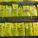 Yellow Bags Of Carbs by phil decocco