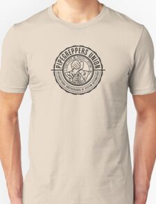 International Brotherhood of System Automators (large logo) Unisex T-Shirt