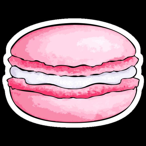 French Meringue Macaron by Mariya Olshevska