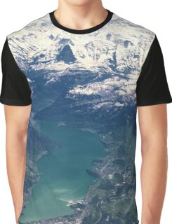 The North Face and Lake Thun Graphic T-Shirt