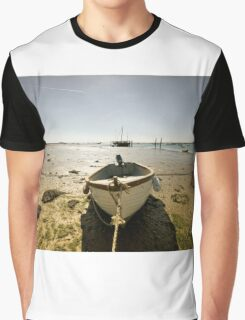 Waiting for the Tide Graphic T-Shirt