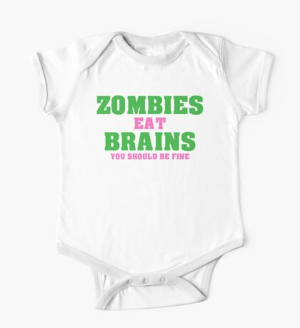 Zombies One Piece - Short Sleeve