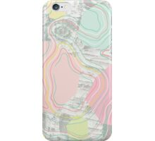 Muted Zen Garden iPhone Case/Skin
