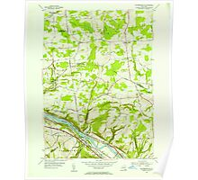 New York NY Pattersonville 135975 1954 24000 Poster