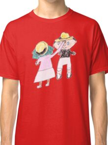 Your hat is crooked!! let me fix that. :D - ABC '14 Classic T-Shirt