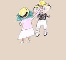 Your hat is crooked!! let me fix that. :D - ABC '14 Unisex T-Shirt