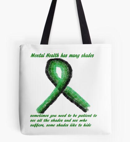 Shades of Mental Health Tote Bag