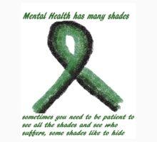Shades of Mental Health by OliviaA7