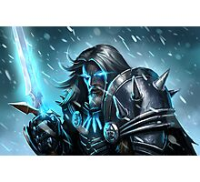 Death Knight Photographic Print