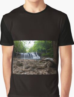 Brush Creek Falls Graphic T-Shirt