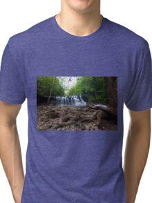 Brush Creek Falls Tri-blend T-Shirt