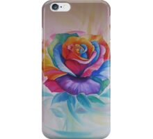 Chakra Rose iPhone Case/Skin