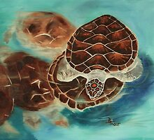 Turtle Time by Brenda Thour