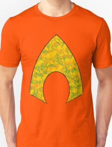 Aquaman - DC Spray Paint T-Shirt