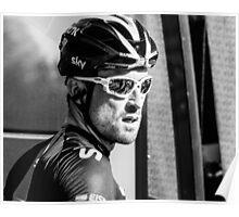 Bernhard Eisel (Team Sky) Poster