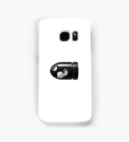 mario bullet  Samsung Galaxy Case/Skin