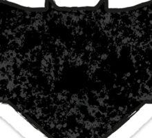 BVS Bat 1 - DC Spray Paint Sticker