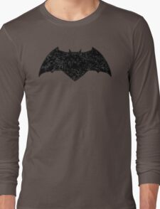 BVS Bat 1 - DC Spray Paint Long Sleeve T-Shirt