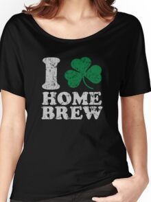 I Shamrock Home Brew Women's Relaxed Fit T-Shirt