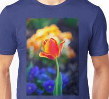 Orange Emperor Tulip Unisex T-Shirt