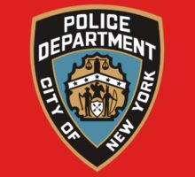 NYPD One Piece - Short Sleeve