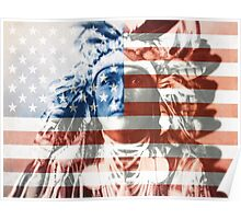 Native Americans in the United States Poster