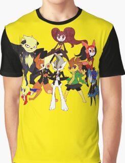 Personamon 4 Graphic T-Shirt