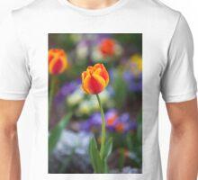 Orange Emperor Tulip II Unisex T-Shirt
