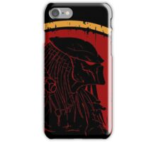 Yautja iPhone Case/Skin