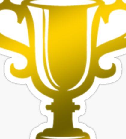 Winner's Trophy Sticker