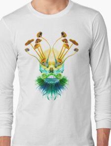 Psychedelic Shaman Long Sleeve T-Shirt
