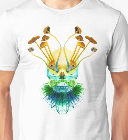 Psychedelic Shaman Unisex T-Shirt