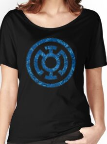 Lantern 5 - DC Spray Paint Women's Relaxed Fit T-Shirt