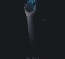 Now You're Playing With Power... by DarkIndigo