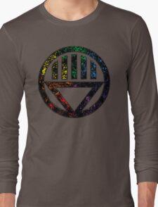 Lantern 8 - DC Spray Paint Long Sleeve T-Shirt