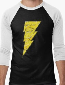 Black Adam - DC Spray Paint Men's Baseball ¾ T-Shirt