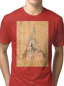 La Belle au Bois Dormant Tri-blend T-Shirt