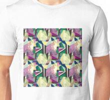 GEOMETRIC ELECTRIC 80´s Unisex T-Shirt