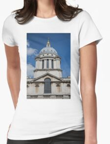Royal Naval college in Greenwich Womens Fitted T-Shirt