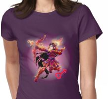 Mars Power Womens Fitted T-Shirt
