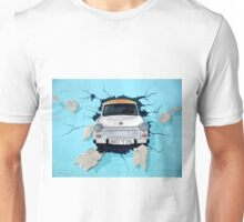 Graffiti Berlin Wall Unisex T-Shirt