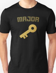 Major Key - DJ Khaled T-Shirt