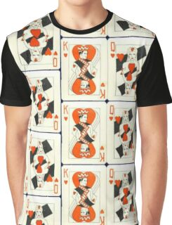 Kings and Queens    Graphic T-Shirt